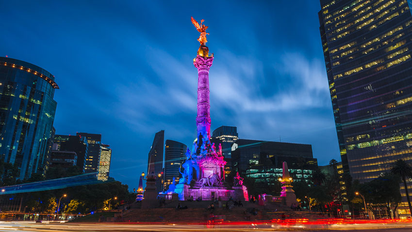 Mexico : Du melting pot à une ville interculturelle et ...