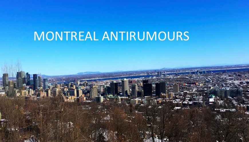 Anti rumours training in Montreal