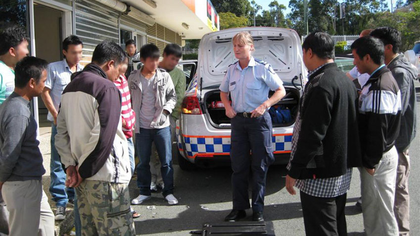 Logan City, Queensland, Australia – Building trust between police and ethnic minority communities
