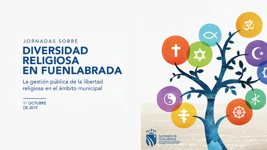 Conference on religious diversity in Fuenlabrada
