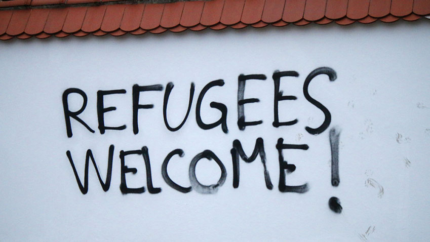 Lyon's cultural institutions mobilising for refugees