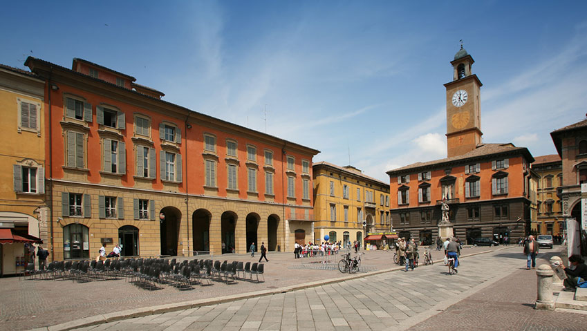 Intercultural Cities Expert Visit to Reggio Emilia and Novellara