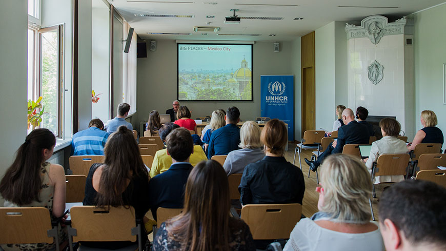 ICC – UNHCR Information meetings for Latvian and Estonian authorities