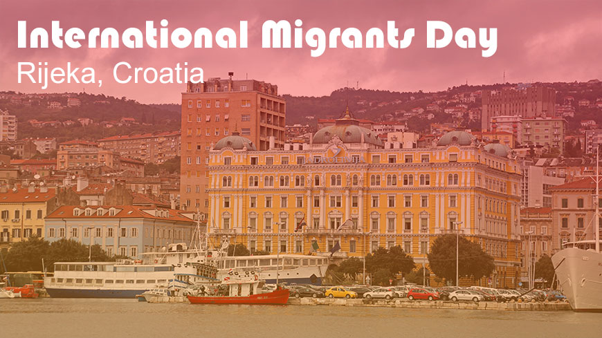 Marking International Migrants Day