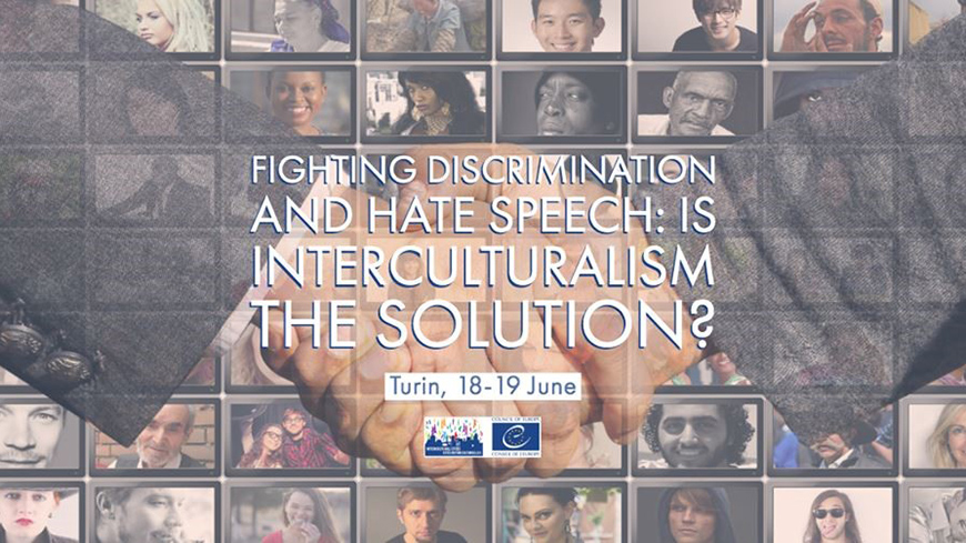 "Registrations opened for the ICC Seminar on ""Fighting discrimination and hate speech: is interculturalism the solution?"""