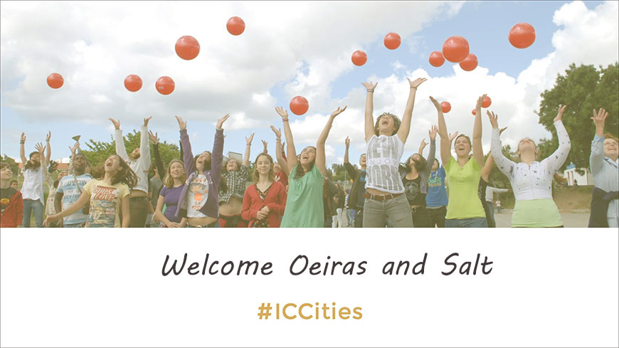 The cities of Oeiras (Portugal) and Salt (Spain) have just joined the ICC network