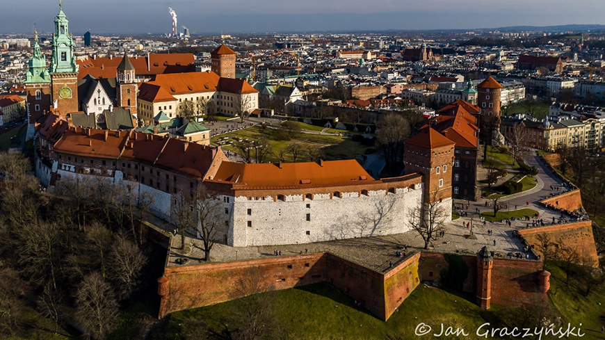 The ICC programme is happy to welcome Kraków in the ICC family!