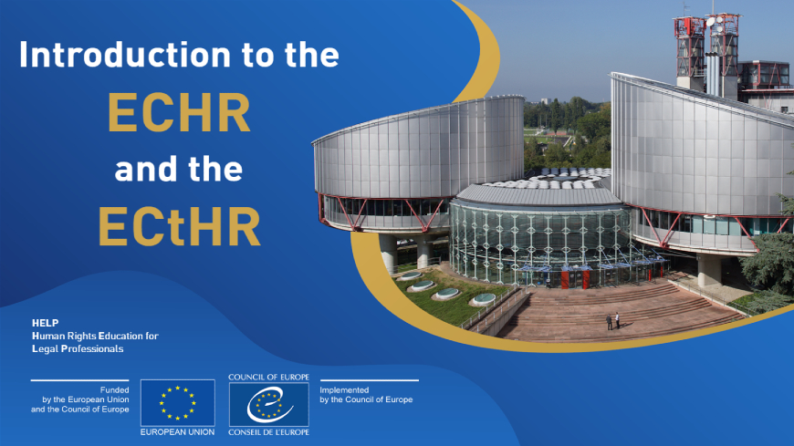 Updated course on Introduction to the European Convention on Human Rights and European Court of Human Rights for participants of the initial training of the Judicial Academy of Serbia