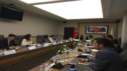 Assessment mission on the development needs of the civil monitoring boards in Turkey