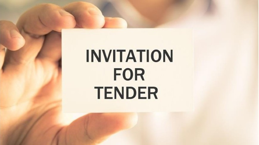 Call for tender – Provision of visibility materials in Turkish administrative courts