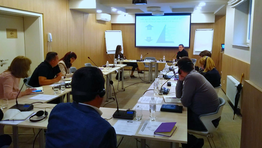 First national meeting on disaggregated data collection on discrimination, hate speech and hate crime in the Republic of Moldova
