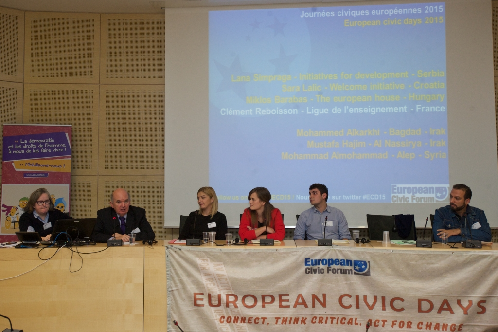 European Civic Days 2015