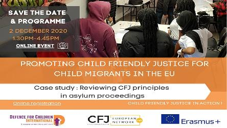 The journey of the Council of Europe child-friendly justice