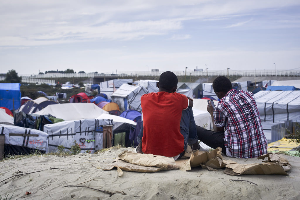 Calais camp closure: There must be alternative accommodation in France and increased cooperation for the transfer of unaccompanied children to the United Kingdom