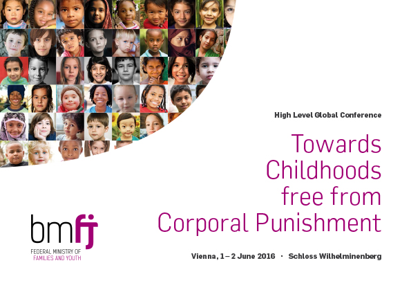 Conference on corporal punishment, Vienna