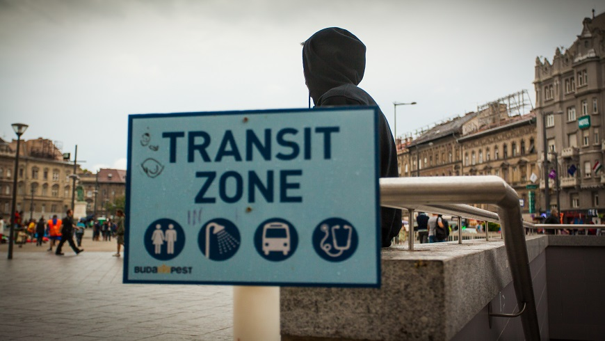 Lanzarote Committee delegation visits transit zones in Hungary