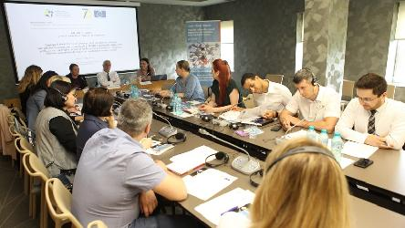 Stakeholders and experts exploring ways to strengthen the coordination and implementation mechanisms of the Lanzarote Convention in the Republic of Moldova