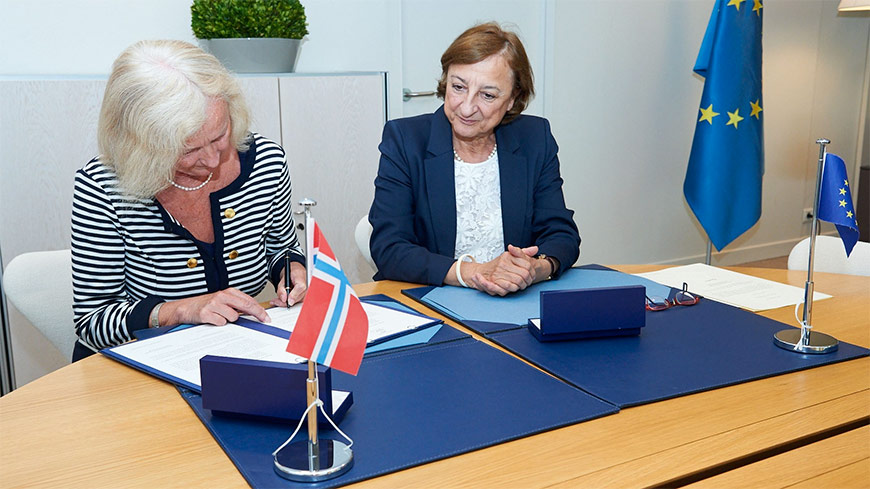 Norway ratifies the Lanzarote Convention
