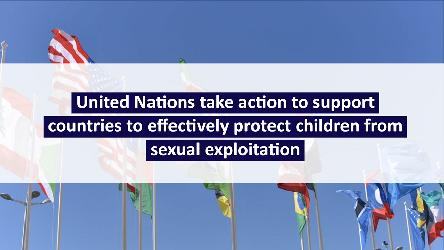 UN CRC launches new guidelines on effective protection of children from sexual exploitation