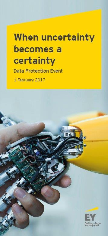 EY Data Protection event