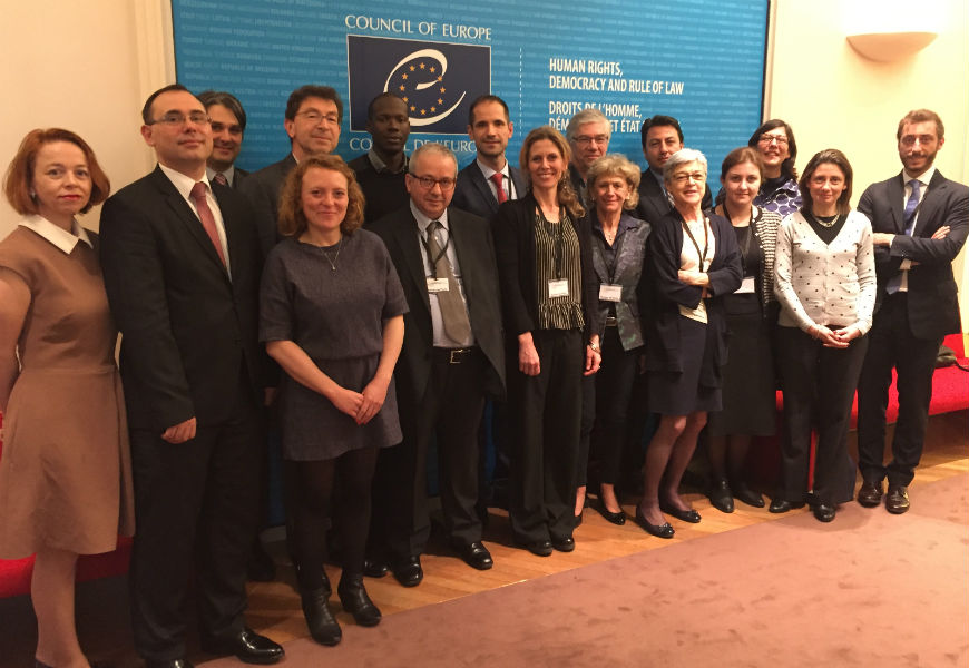 The Bureau of the Consultative Committee of the Convention for the protection of individuals with regard to automatic processing of personal data meets in Paris from 29 to 31 March 2017.