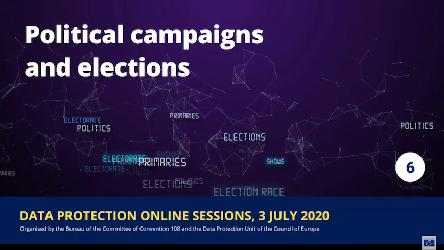 Catch-up with our Webinar on Political Campaigns