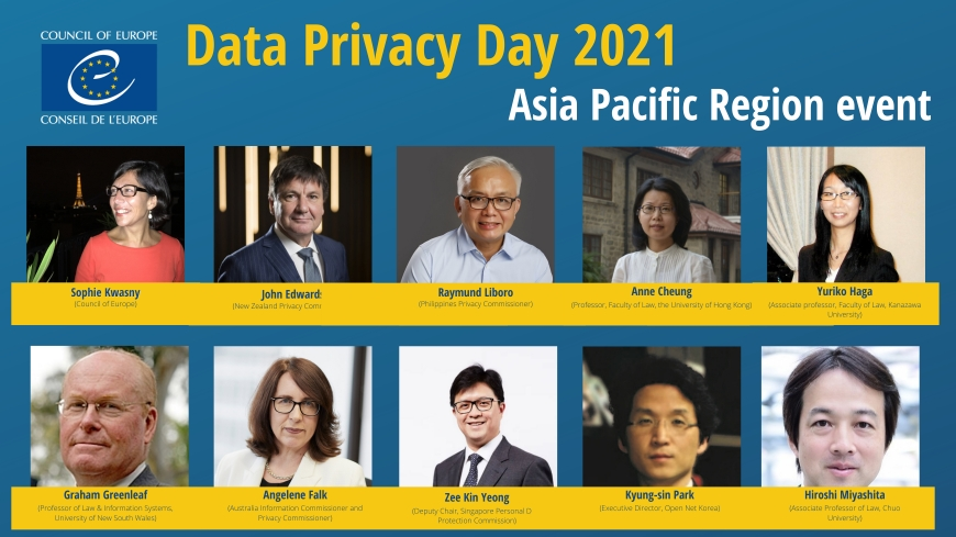 Catch-up with our event on Data Protection in the Asia-Pacific Region