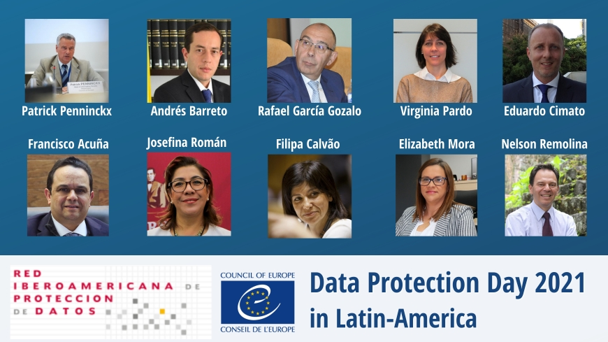 Catch-up with our event on Data Protection in Latin-America