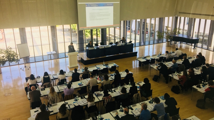 Participation in the ERA'S Summer Course on European Data Protection Law