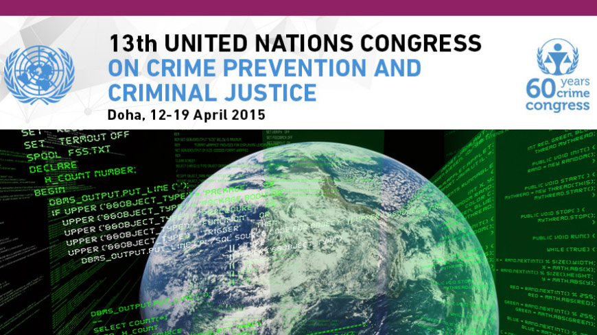 UN Crime Congress calls for more capacity building on cybercrime