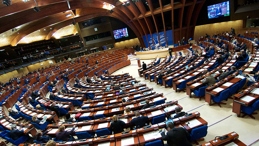 Council of Europe parliamentarians to meet in Sarajevo