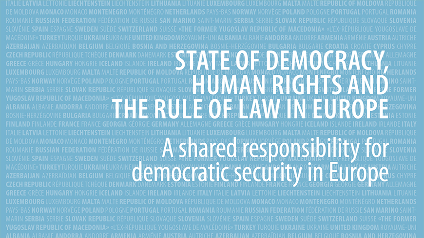 Democracy and Human Rights in Europe