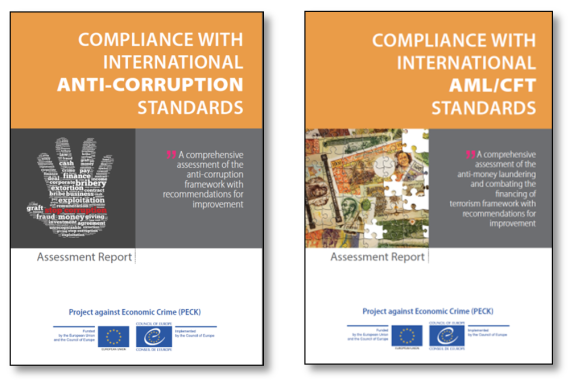 Presentation of key findings and recommendations on anti-corruption, anti-money laundering and combating the financing of terrorism in Kosovo* (Pristina, 28 April 2015)