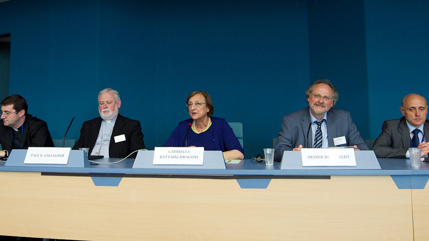 Religious dimension of Intercultural Dialogue: high-level Seminar at the Council of Europe