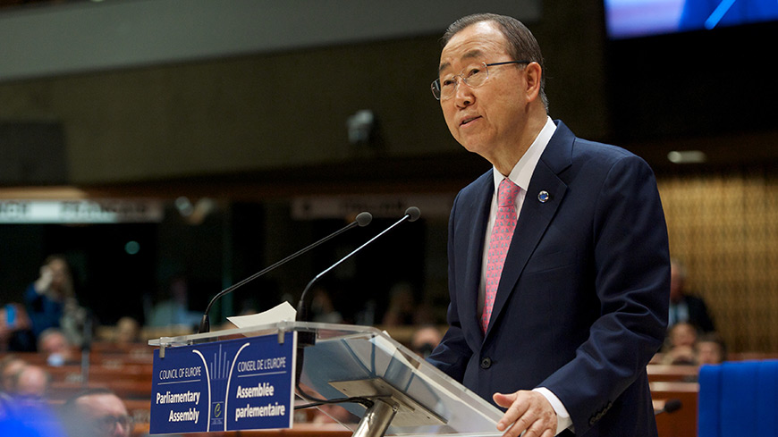 Ban Ki-moon calls for mobilisation against violent extremism