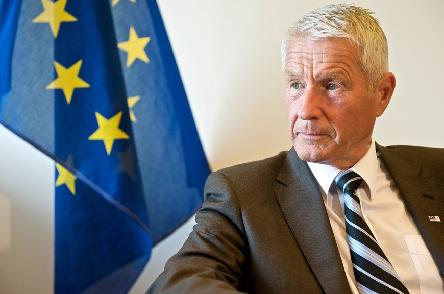 Council of Europe Secretary Jagland has welcomed the amendments adopted yesterday by Ukraine's constitutional commission regarding decentralisation