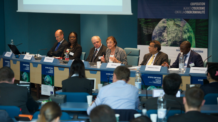 2015 Octopus closing session: more action needed to ensure the rule of law in cyberspace