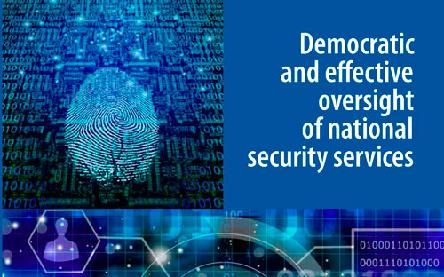 Reinforcing democratic oversight of security services cannot be further delayed