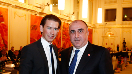 Austria hands over chairmanship to Azerbaijan