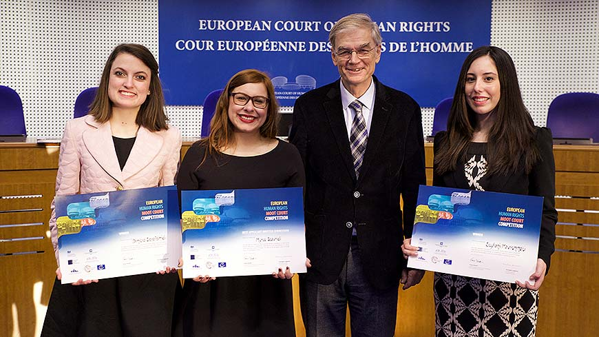 European Human Rights Moot Court Competition