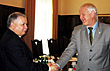 Thomas Hammarberg discusses Poland memorandum with PM Kaczynski