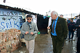 Commissioner Hammarberg visits Kosovo* to assess the situation of forced returnees