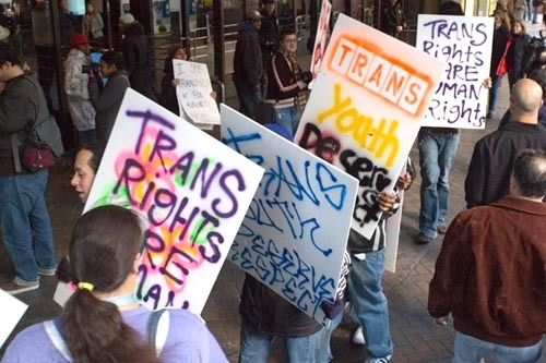 Clear laws needed to protect trans persons from discrimination and hatred