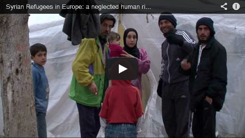 Syrian refugees: a neglected human rights crisis in Europe