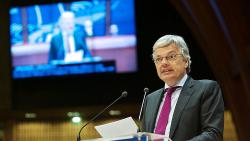 Didier Reynders: The cradle of our civilisation must not become the grave of those aspiring to be part of it