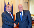 """Commissioner Hammarberg discusses Roma rights with Romanian Foreign Minister"""