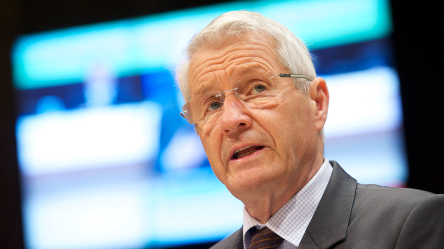 Secretary General Jagland at Global Conference on Cyberspace