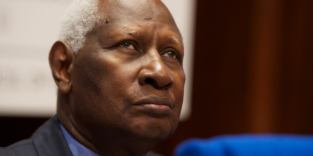 Abdou DIOUF, Secretary General of La Francophonie