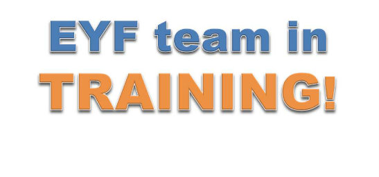 EYF team training in non-formal education and project management
