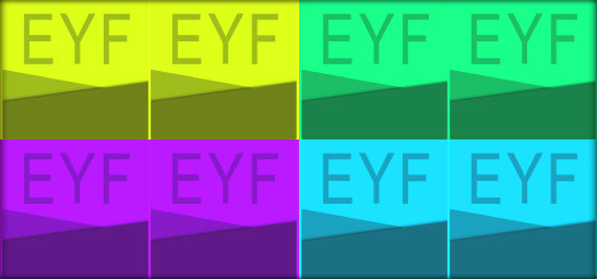 Keep up with EYF during October - December